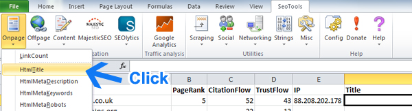 seotools for excel 7
